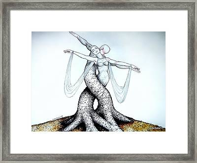 Adagio Of Life Framed Print