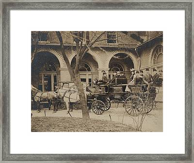 Adam Worth 1844-1902, The Famous Thief Framed Print by Everett