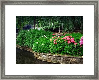 Adare Gardens Framed Print