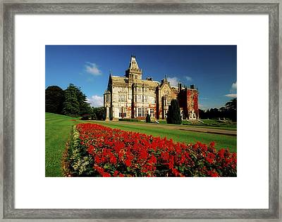 Adare Manor, County Limerick, Ireland Framed Print by Richard Cummins
