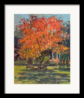 Paintout Framed Prints