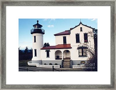 Admiralty Head Framed Print