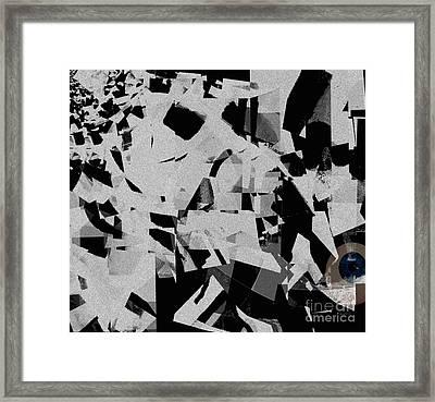 Adoration Et Miracles Framed Print