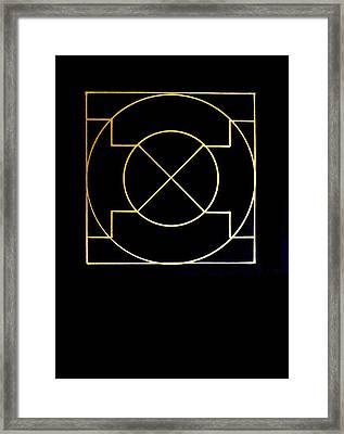 Adrienne Framed Print