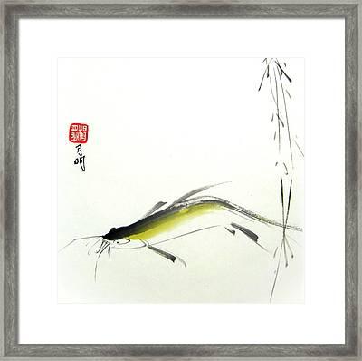 Adventurer Framed Print by Ming Yeung