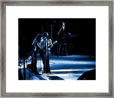 Aerosmith In Spokane 12a Framed Print by Ben Upham
