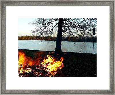 Framed Print featuring the photograph Aether by Rdr Creative