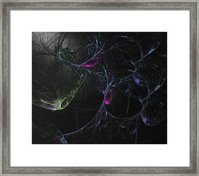 Affliggere Framed Print by Jeff Iverson