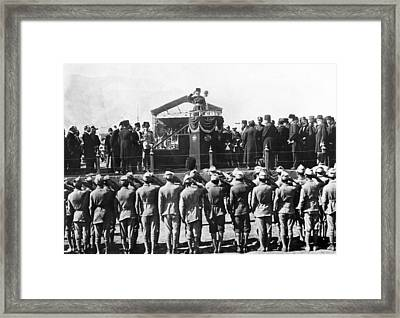 Afghanistan Independence Day Framed Print by Everett