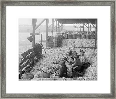 African Americans Group Including Men Framed Print by Everett