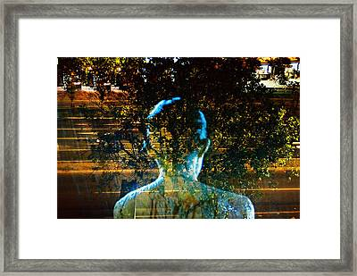 After Execution Framed Print by Miro Trivunovic