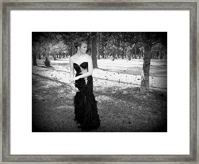 After Midnight  Framed Print by Sheri McLeroy