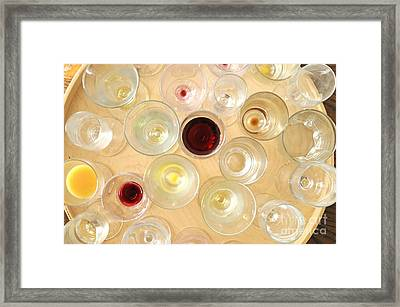 After Party Framed Print by Sami Sarkis