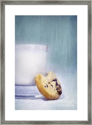 After School Snack Framed Print by Priska Wettstein