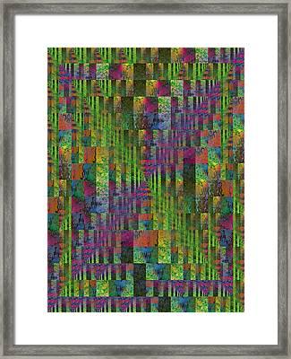 After The Rain 6 Framed Print by Tim Allen