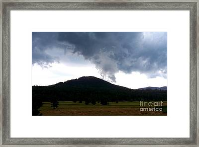 After The Storm 3 Framed Print by Peggy Miller