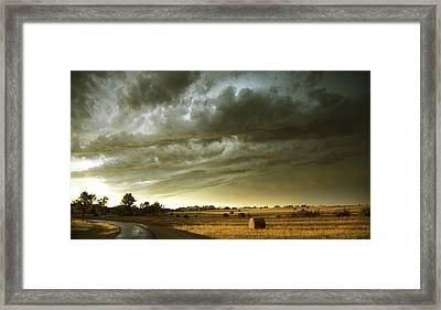 After The Storm Framed Print by Andrew Dyer Photography