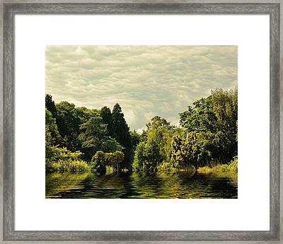 After The Storm Framed Print by Sharon Lisa Clarke