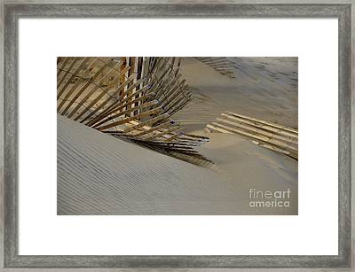 Framed Print featuring the photograph After The Storm by Tamera James