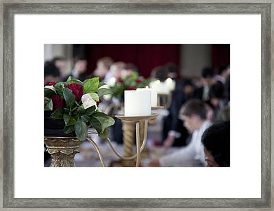 After The Wedding Framed Print