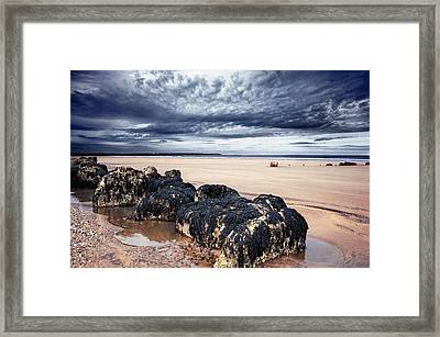 After Tide Framed Print by Svetlana Sewell