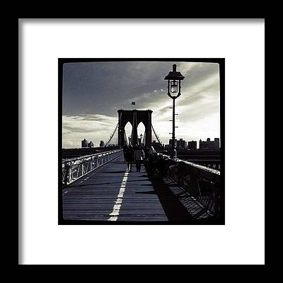 Nyc Framed Prints