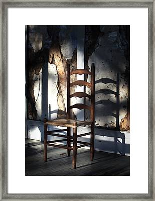 Afternoon Sun Framed Print by Cecil Fuselier