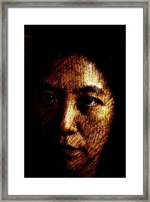 Ageless Framed Print by Christopher Gaston