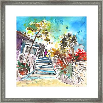 Agia Galini 03 Framed Print