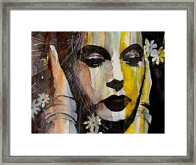 Agony And Ecstasy Framed Print by Paul Lovering
