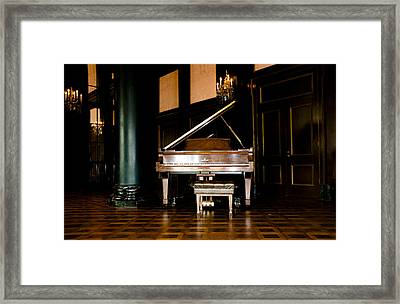Aint It Grand Framed Print
