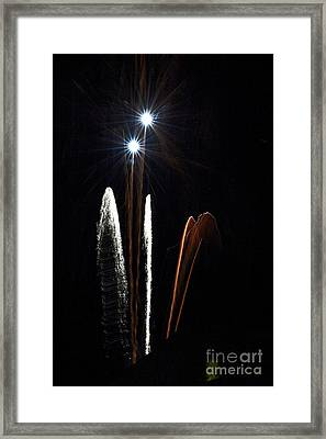 Air Fire One Framed Print