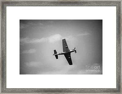 Air Show 1 Framed Print by Darcy Evans
