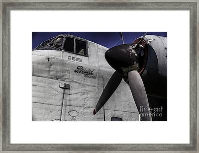 Air Show 12 Framed Print by Darcy Evans