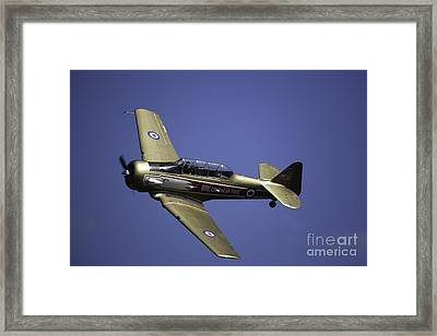 Air Show 16 Framed Print by Darcy Evans