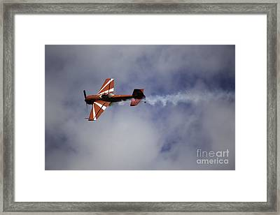 Air Show 3 Framed Print by Darcy Evans