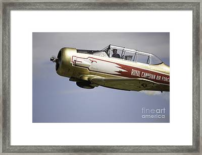 Air Show 7 Framed Print by Darcy Evans