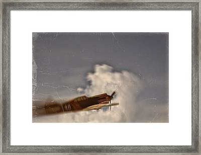 Air Superiority V2 Framed Print by Douglas Barnard