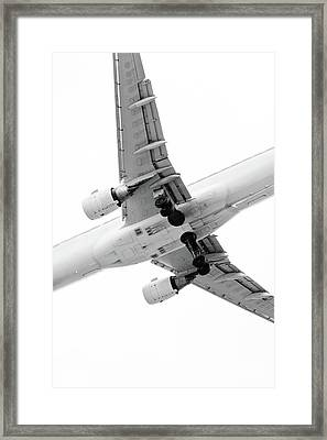 Aircraft Framed Print