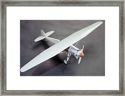 Aircraft Designed By Sergei Korolev Framed Print