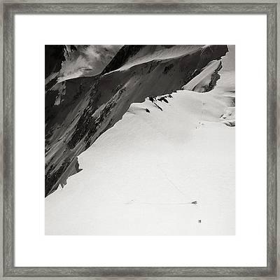 Akkem Wall. Western Plateau Framed Print by Konstantin Dikovsky