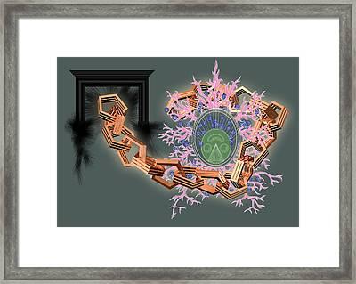 Alabama Framed Print by Foltera Art