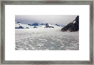 Alaska Frontier Framed Print by Mike Reid