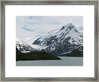 Alaska Scenery Framed Print