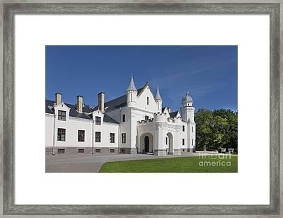 Alatskivi Castle Exterior Framed Print by Jaak Nilson