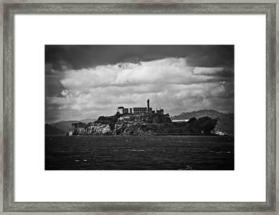 Alcatraz Framed Print by Ralf Kaiser