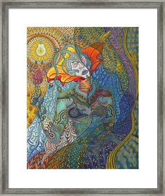 Alegria Framed Print