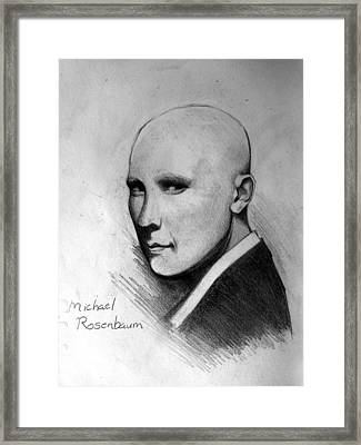 Alexander  Framed Print by Ulysses Albert III