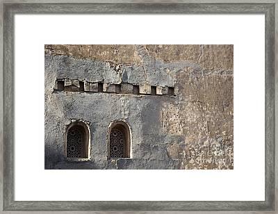 Alhambra Wall Framed Print