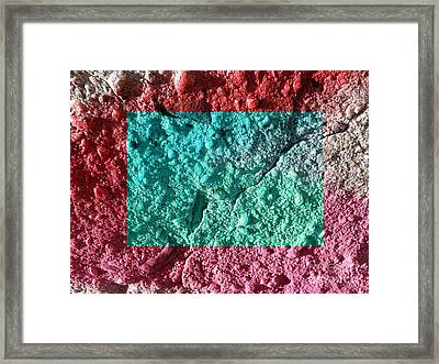 Alignment Divine Framed Print